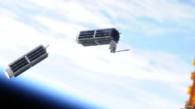 mapping with cubesats