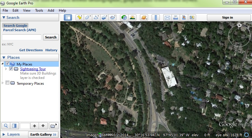 How to map points from Excel in Google Earth Pro