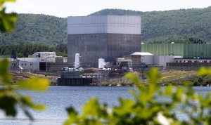 The Vermont Yankee nuclear plant Photo Credits: Toby Talbot, AP